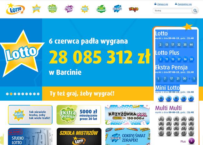 polska lotto lot kopen